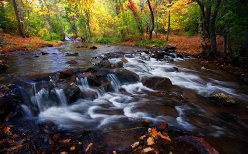 Río de agua clara - River - Rivière - Fluss