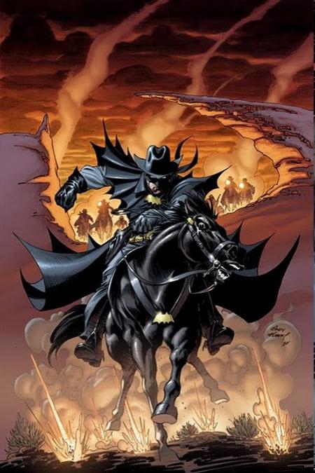 La leyenda de Batman a través del tiempo