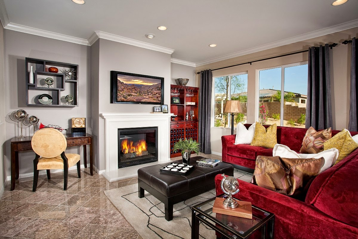 Living Room Paint Ideas Red color paint for living room ideas pertaining to motivate