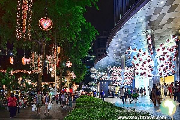 افضل اسواق سنغافورة