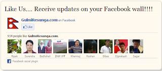 Like Box, Facebook like box