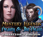 Mystery Legends: Beauty and the Beast Collector's Edition Title Image