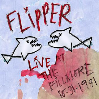 Flipper - 'Live at the Fillmore 1981' Digital EP Review