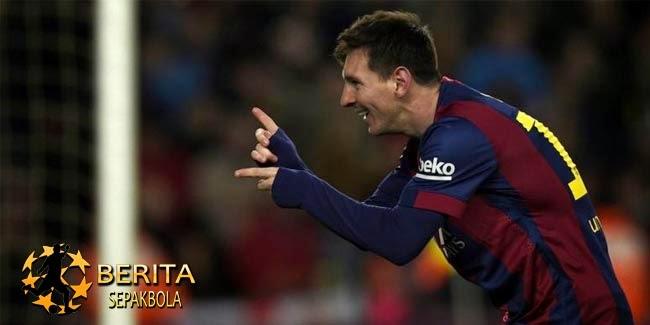"""Messi Bikin """"Hattrick"""", Barcelona Terus Bayangi Madrid"""