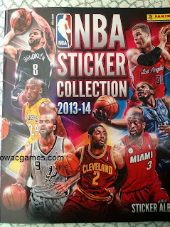 NBA 2013-14 Álbum