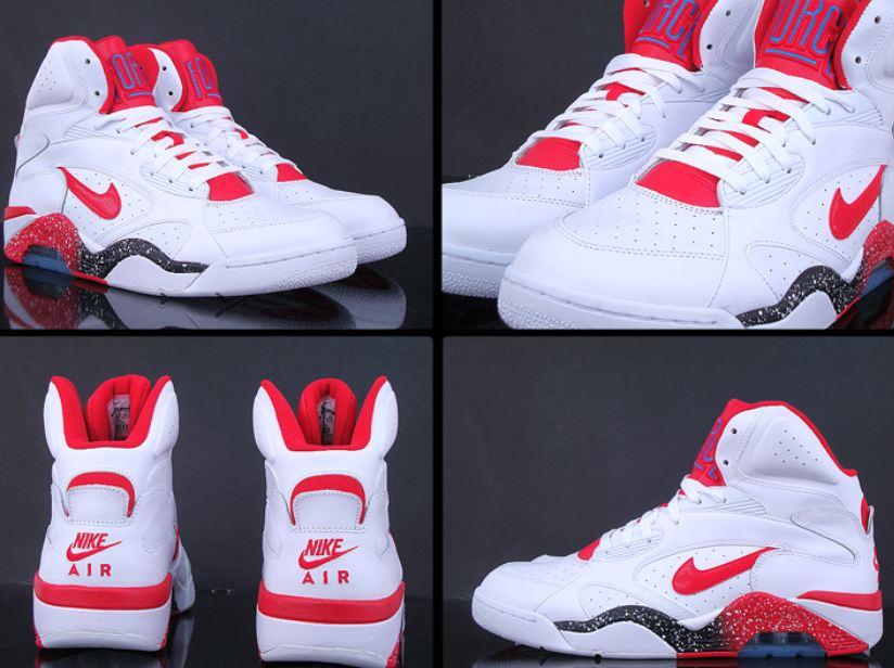 Nike Air Force De 180 Mi Hyper Rouge, Il Ion