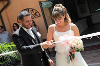 Matrimonio Giardino Botanico Gavinell - Salsomaggiore Terme (Parma)
