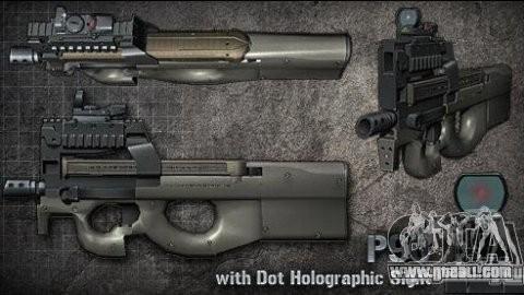 Daftar Senjata Point Blank Yang Mudah Untuk HeadShot