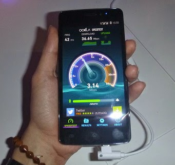 Spesifikasi Dan Harga Bolt 4G Powerphone IVO V5 | Kikat, Internet Super Ngebut 4G!