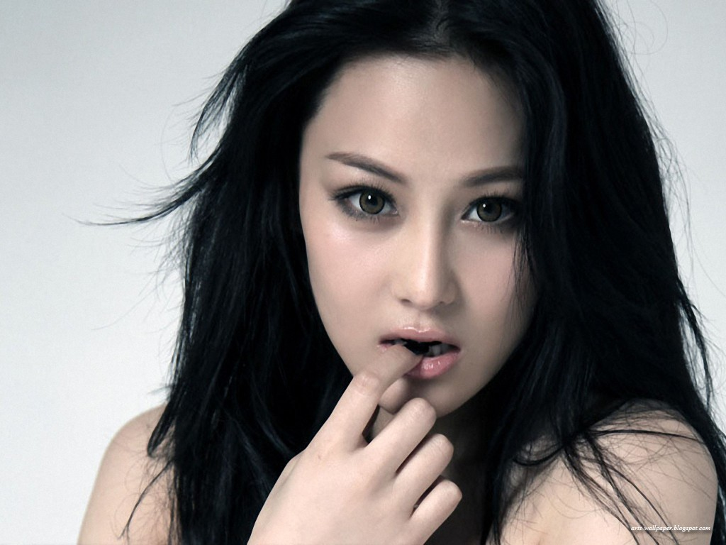 Gambar Wanita Cantik Viann Zhang Xinyu Part2 SENI RUPA