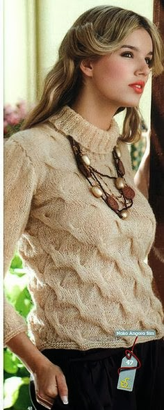 Yeni Moda Kışlık Kazaklar
