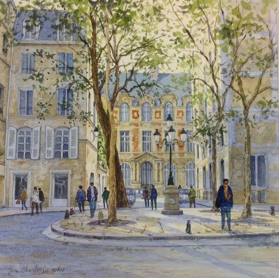 Jean Charles Decoudun Tutt Art