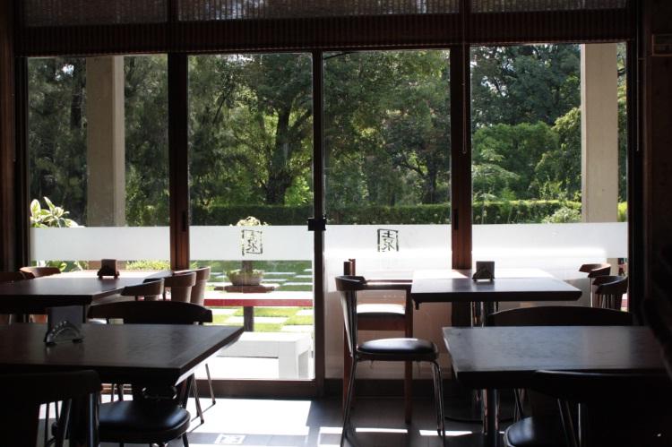 Restaurant jard n japon s alma singer take me out for Resto jardin japones