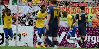 Brasil vs Australia