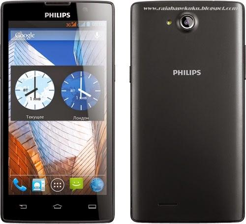"""Harga Philips W3500 Terbaru Dan Spesifikasi Terlengkap, Memiliki Ukuran Layar 5"""" Inch"""