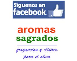 Aromas Sagrados® en Facebook