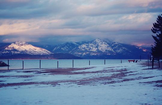 lake pend oreille sandpoint