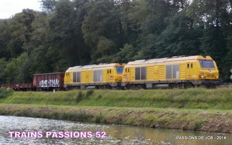 INFRA /SNCF/LUZY SUR MARNE