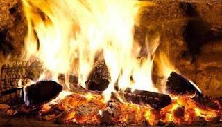 Drewno się nie pali, ono się zgazowuje.