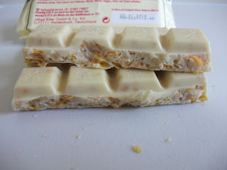 white chocolate cornflakes