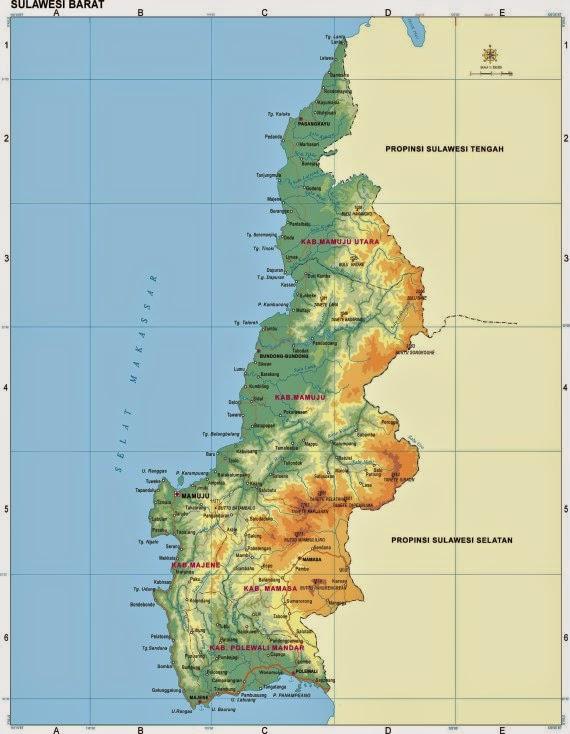 Daftar Wisata Di Sulawesi Barat