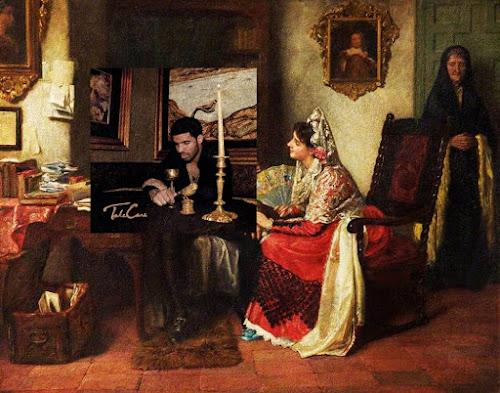 Album + Art: Quando a música encontra a pintura