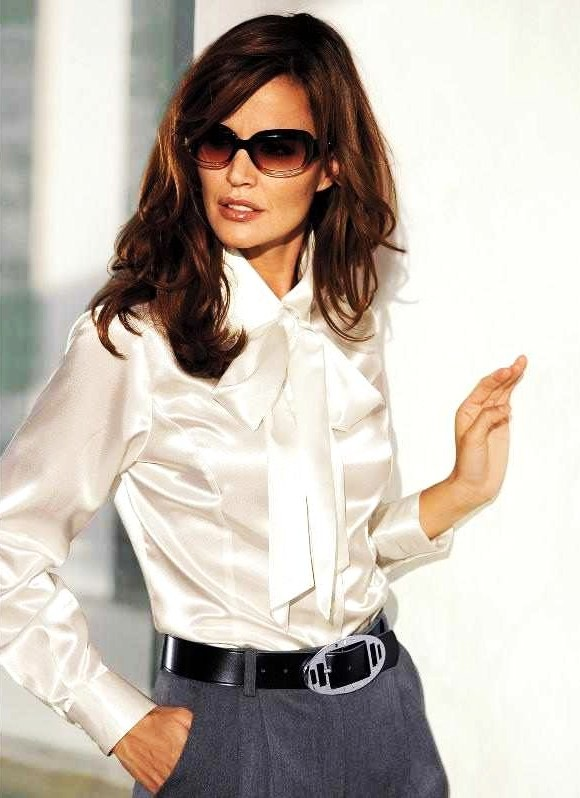 Find great deals on eBay for ladies in satin blouses. Shop with confidence.