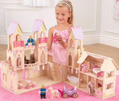 Princess Themed Toys and Furniture