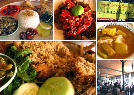 """Ayam Goreng Spesial """"Lombok Idjo"""" Semarang, Rental Motor, Rental Motor Semarang, Sewa Motor, Sewa Motor Semarang, Rental Motor Murah Semarang, Sewa Motor Murah Semarang,"""