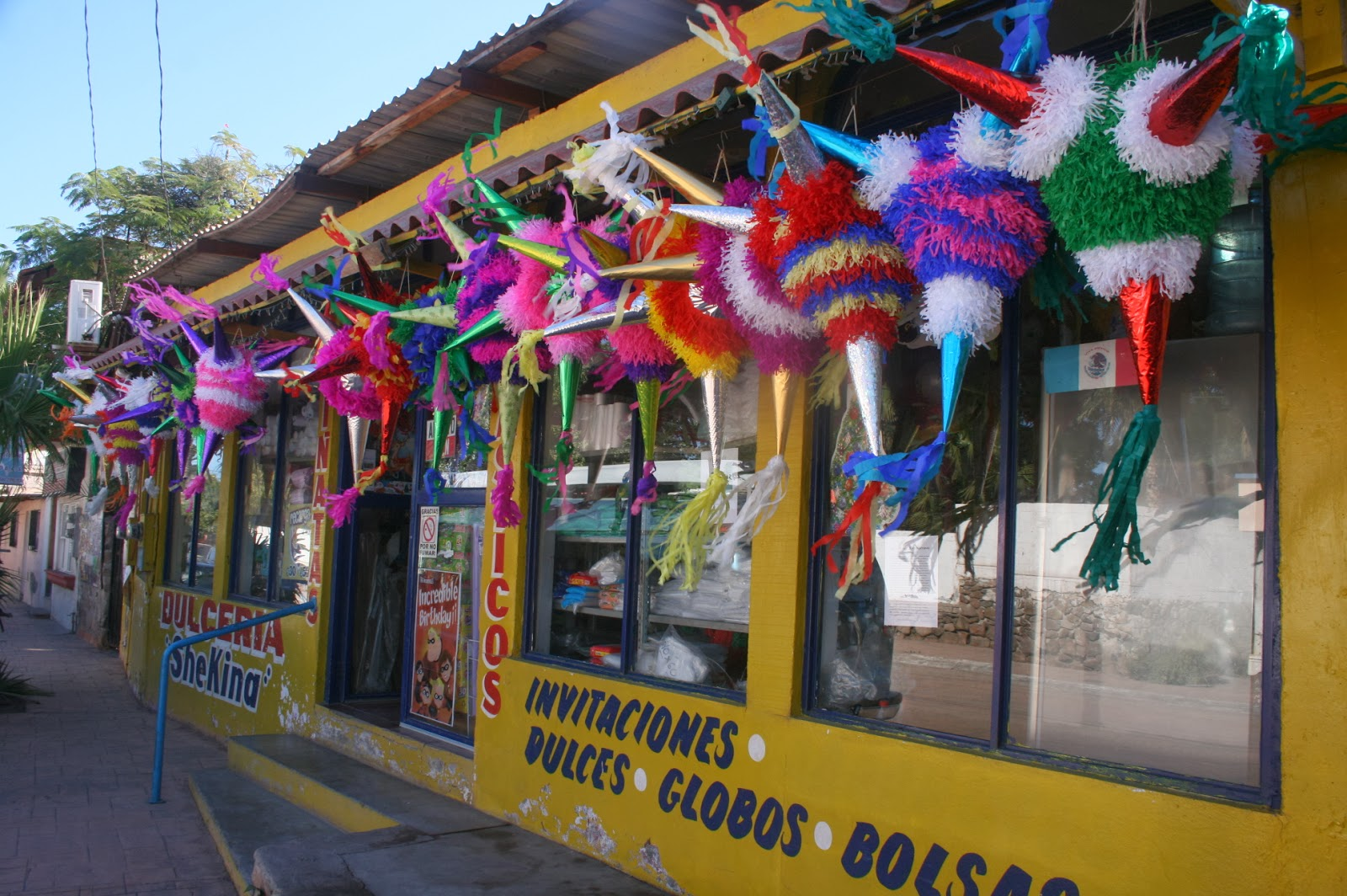 Mexican christmas party decorations - Mexican Pi Atas Which Are A Staple Of Any Respectable Posada Navidad Christmas Party Here First Filled With Candies And Small Favors And Then Smashed To