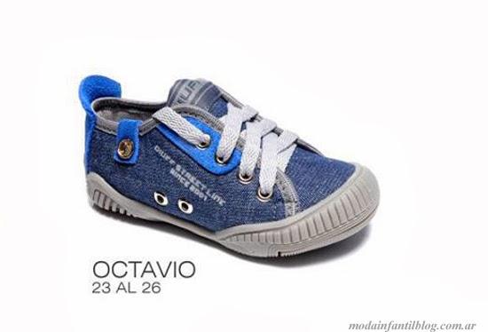 zapatillas infantiles primavera verano 2014 diuff