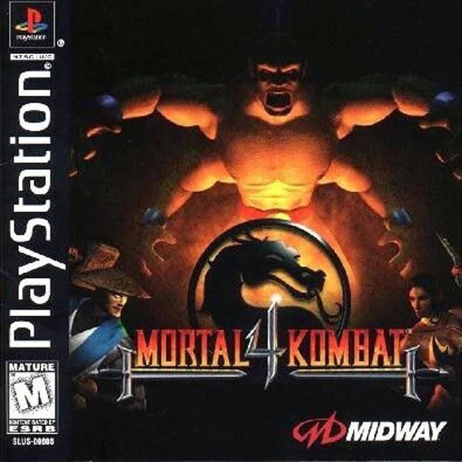 Mortal Kombat 4 | El-Mifka