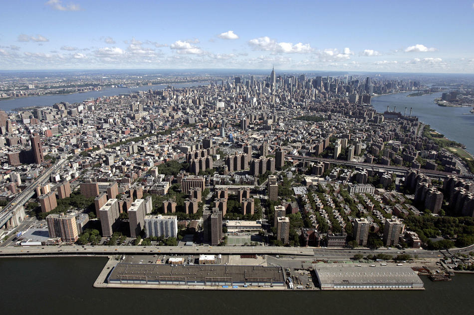 manhattan north from the - photo #28