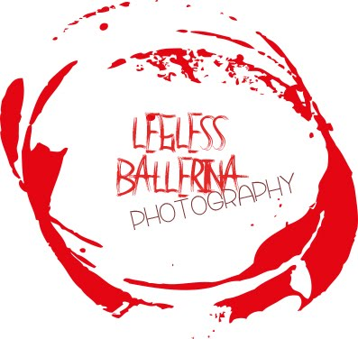 Legless Ballerina Photography