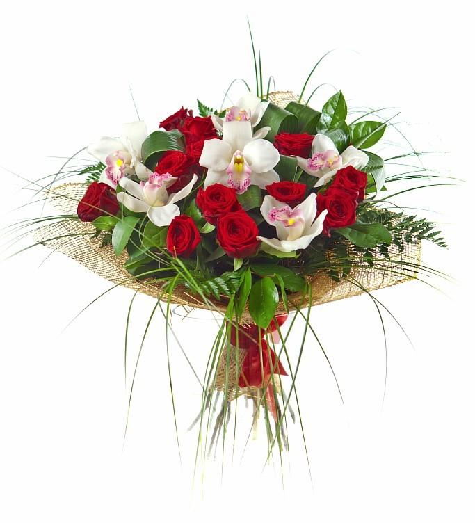 Изпратете цветя или букет с куриер в Бургас от цветарски магазин