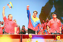 Cabello, Cilia, Limardo y seis ministros van por la Asamblea