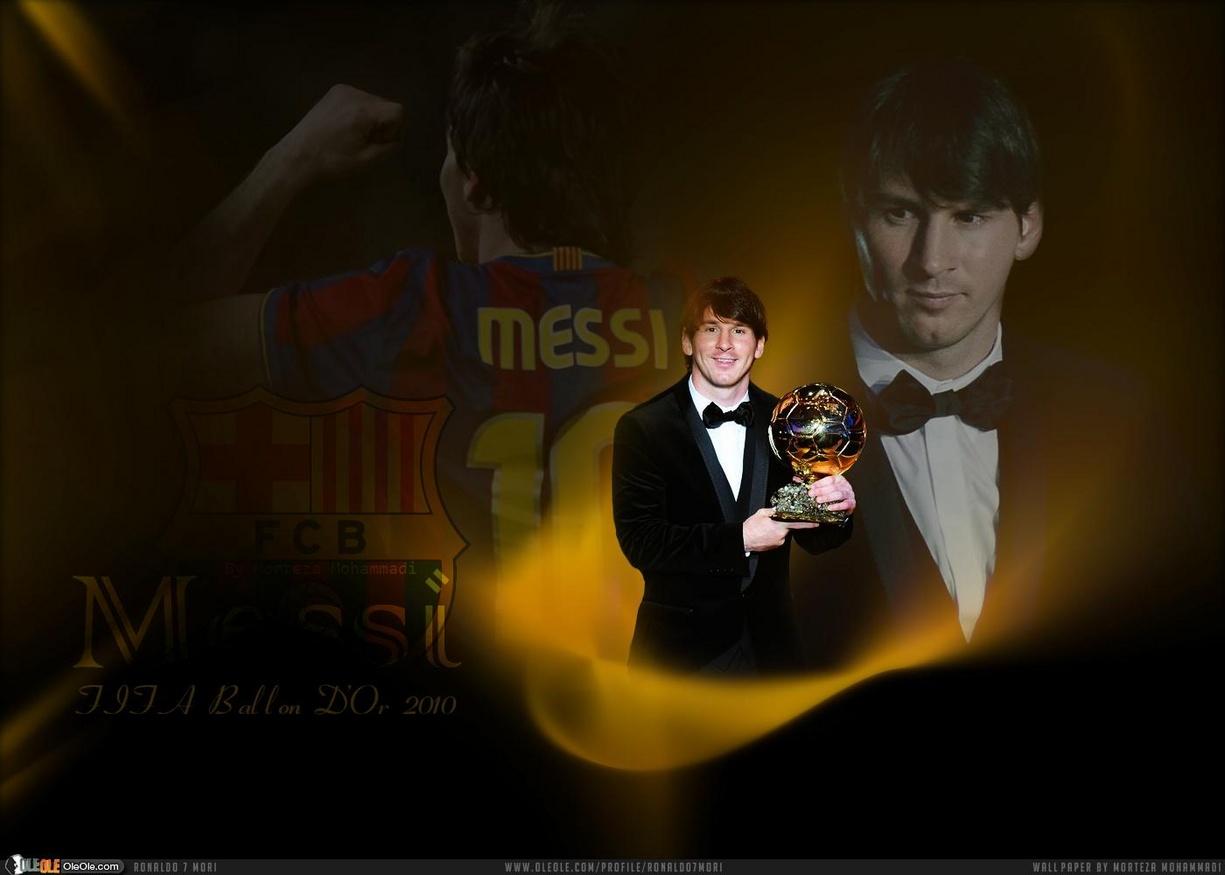 Lionel Messi HD Wallpapers 2012  Best 4U