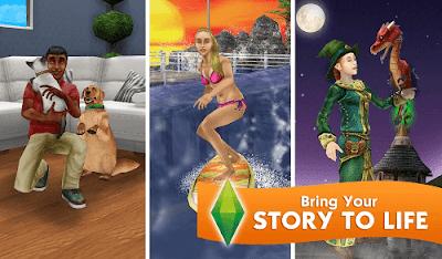 The Sims FreePlay v5.18.4 Apk Mod (Mega Mod) 2