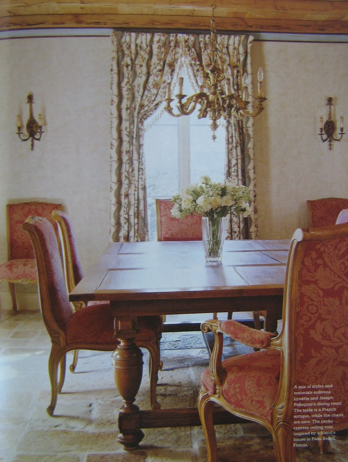 French country decor basics for French country accents