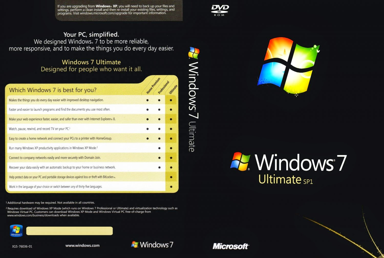 Windows 7 ultimate sp1 all editions 32 64 bit b33tl3