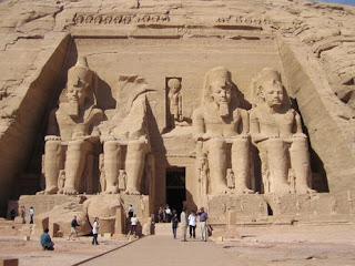 Abu Simbel Nubian Monuments