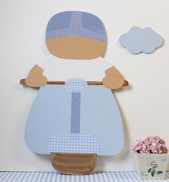 silueta-infantil-personalizada-decoracion-infantil