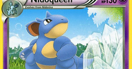 Nidoqueen -- Plasma Freeze Pokemon Card Review ...