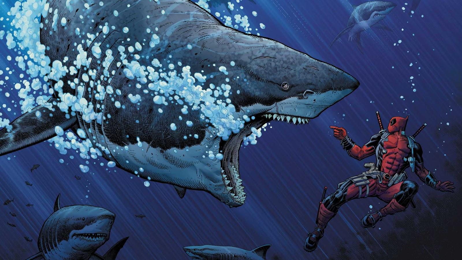 Comic Wallpapers: Deadpool - Comic Wallpaper