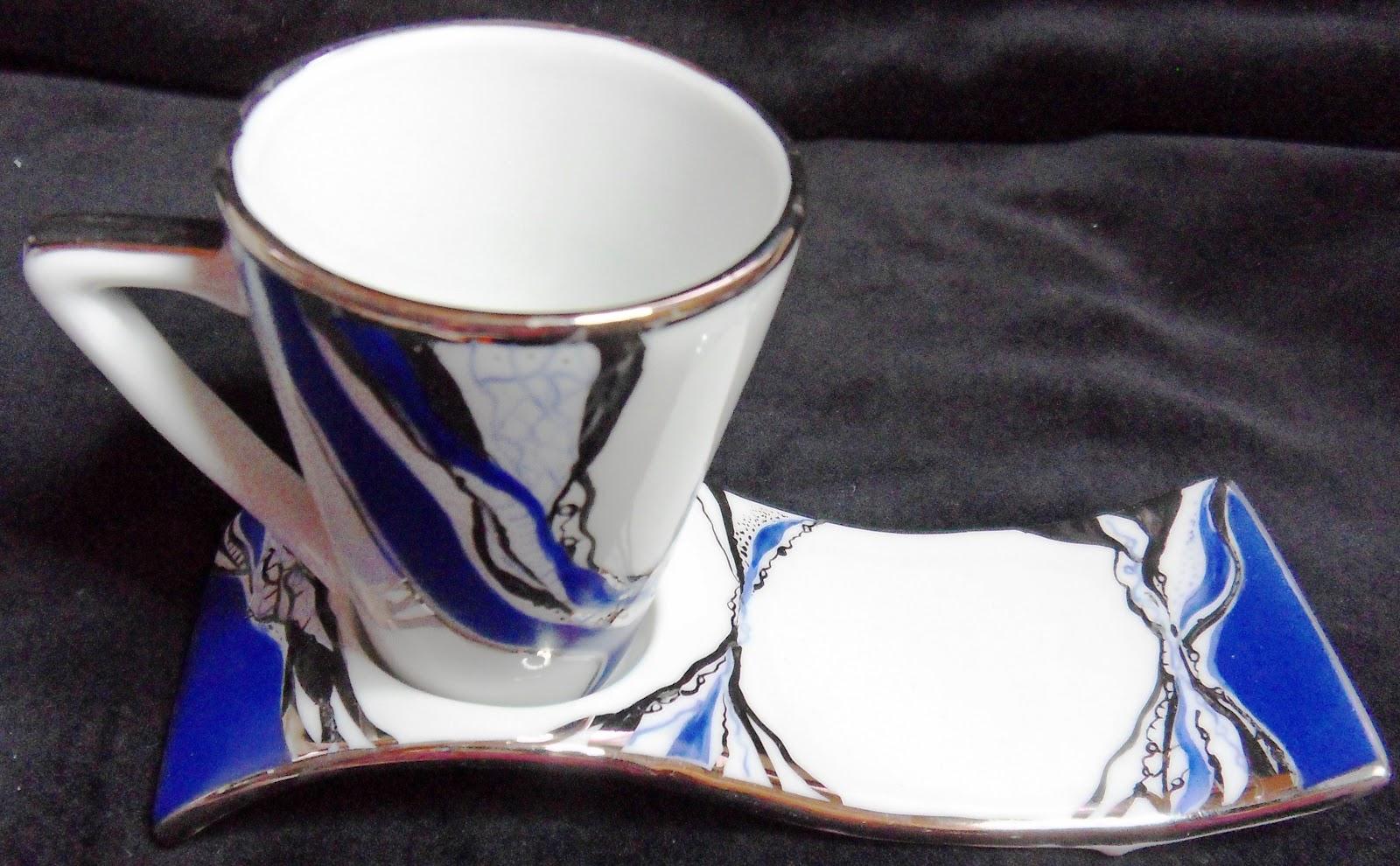Tasse A Cafe En Ceramique