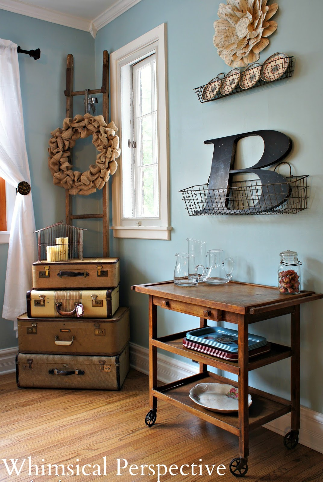 Whimsical perspective a few new additions and my favorite for Dining room ideas vintage