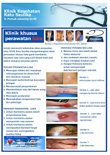 Perawatan luka gangrene