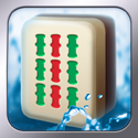 Mahjong Elements Icon Logo