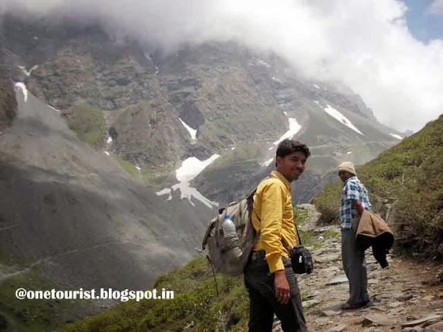 manimahesh trekking guide info