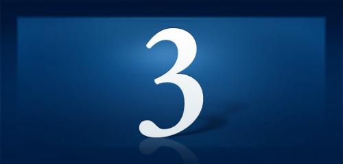 3,THREE